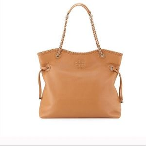 Tory Burch Large Marion Slouchy Tote